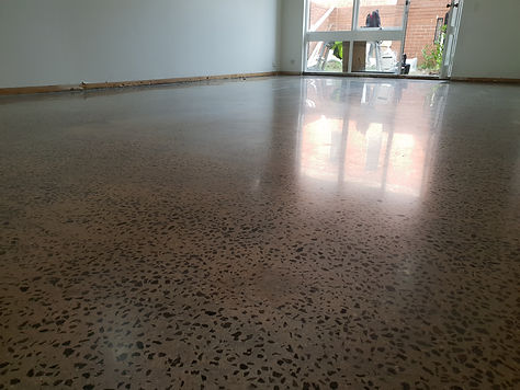 GALAXY Concrete Polishing & Grinding | Polished Concrete Matte finish | Albert Park