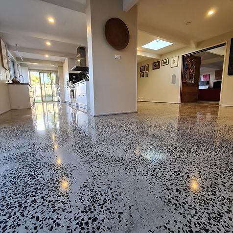 Polished Concrete - Satin finish - GALAX