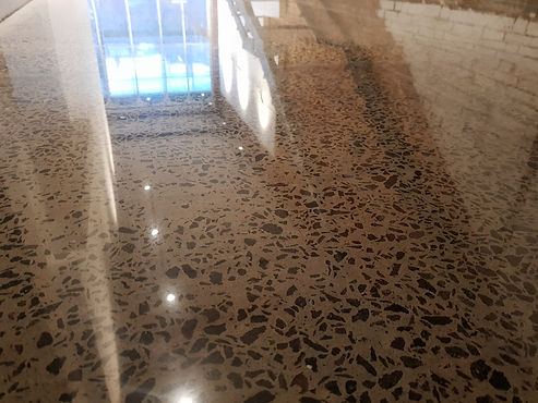 GALAXY Concrete Polishing & Grinding | Polished Concrete Gloss Finish | Prahran Vic