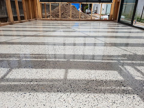 GALAXY Concrete Polishing & Grinding - Polished Concrete - Semi Gloss Williams Landing Melbourne