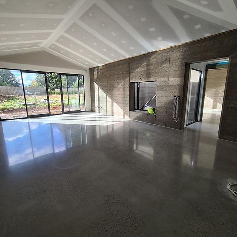 GALAXY Concrete Polishing & Grinding - Polished Concrete Satin finish - Trentham Victoria