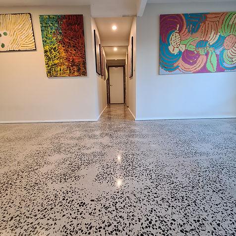 GALAXY Concrete Polishing & Grinding - Polished Concrete - Satin finish - Sunbury Melbourne Victoria