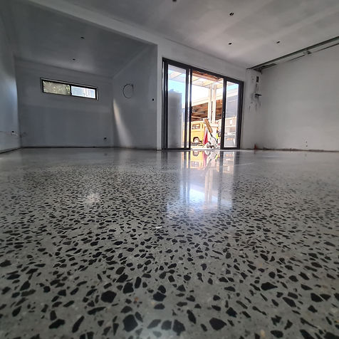GALAXY Concrete Polishing & Grinding - Polished Concrete  Satin finish - West Footscray Melbourne Victoria