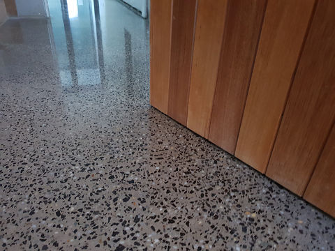 GALAXY Concrete Polishing & Grinding Polished Concrete | Satin Finish | North Melbourne