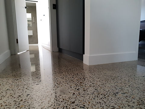 Polished Concrete - Semi Gloss finish - Doncaster -GALAXY Concrete Polishing & Grinding