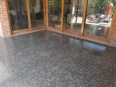GALAXY Concrete Polishing & Grinding - Concrete Grinding & Sealing - Gisborne
