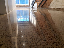GALAXY Concrete Polishing & Grinding - Polished Concrete Gloss finish