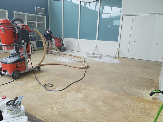 Galaxy Concrete Polishing - Concrete Grinding - Commercial - Retail - Melbourne