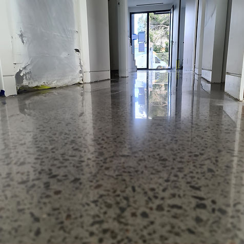 GALAXY Concrete Polishing & Grinding - Polished Concrete Satin finish Essendon Melbourne VIC