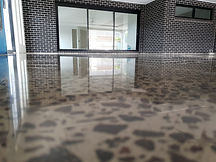 GALAXY Concrete Polishing & Grinding - Polished Concrete Semi Gloss finish