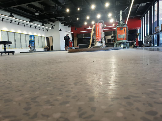 GALAXY Concrete Polishing & Grinding - Concrete Grinding - Polished Concrete - Melbourne - Commercial - Retail