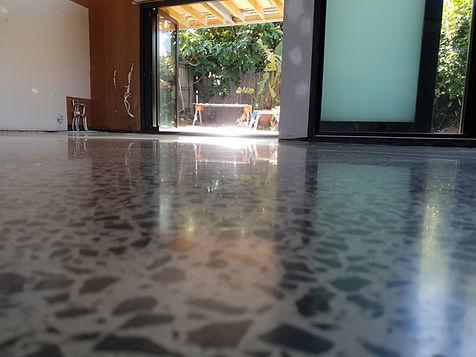 GALAXY Concrete Polishing & Grinding - Polished Concrete in Matte Finish