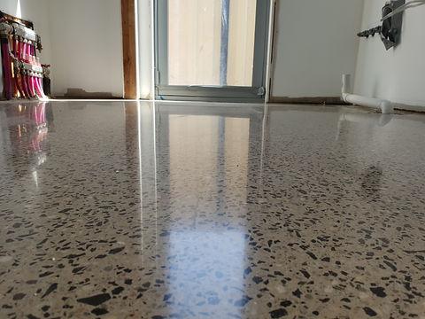 Polished Concrete - Satin finish - Altona Victoria - GALAXY Concrete Polishing & Grinding - Melbourne