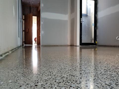 e Polished Concrete | Satin Finish | North Melbourn | GALAXY Concrete Polishing & Grinding