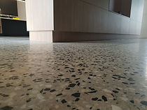 GALAXY Concrete Polishing & Grinding - Polished Concrete Matte finish