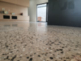 GALAXY Concrete Polishing & Grinding - Polished Concrete in Matte Finish