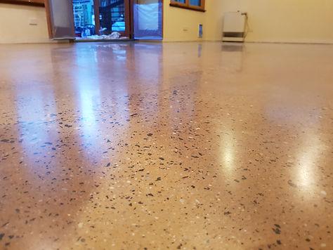 GALAXY Concrete Polishing & Grinding - Polished Concrete in Matte finish - Thornbury VIC