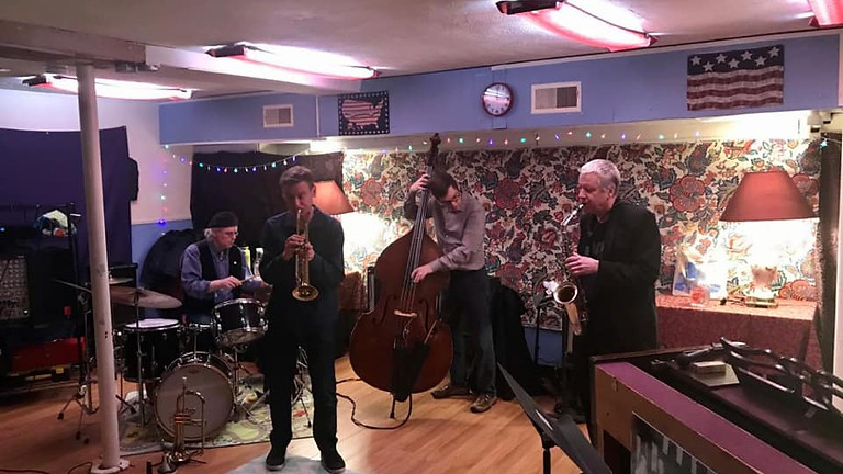John Purcell Quartet in JP