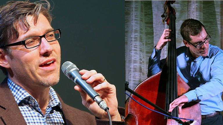 David Thorne Scott & Greg Loughman duo in Somerville, MA