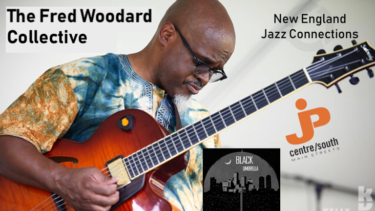 The Fred Woodard Collective concert and fundraiser for the Black Umbrella Project