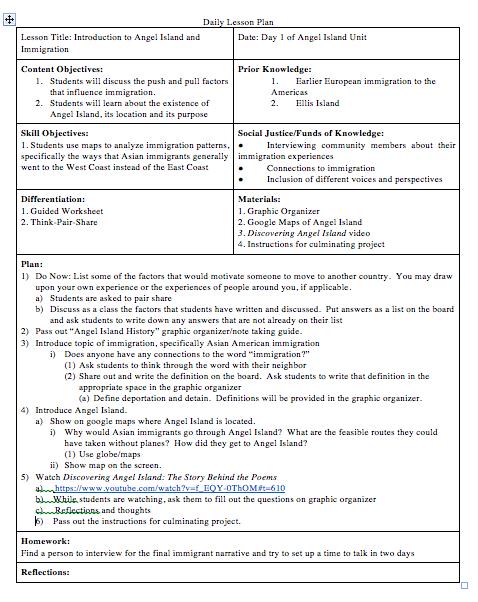 Format Reflects Commitments | portfolio