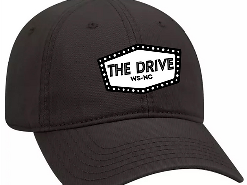 """Low Profile """"The Drive"""" Hat"""