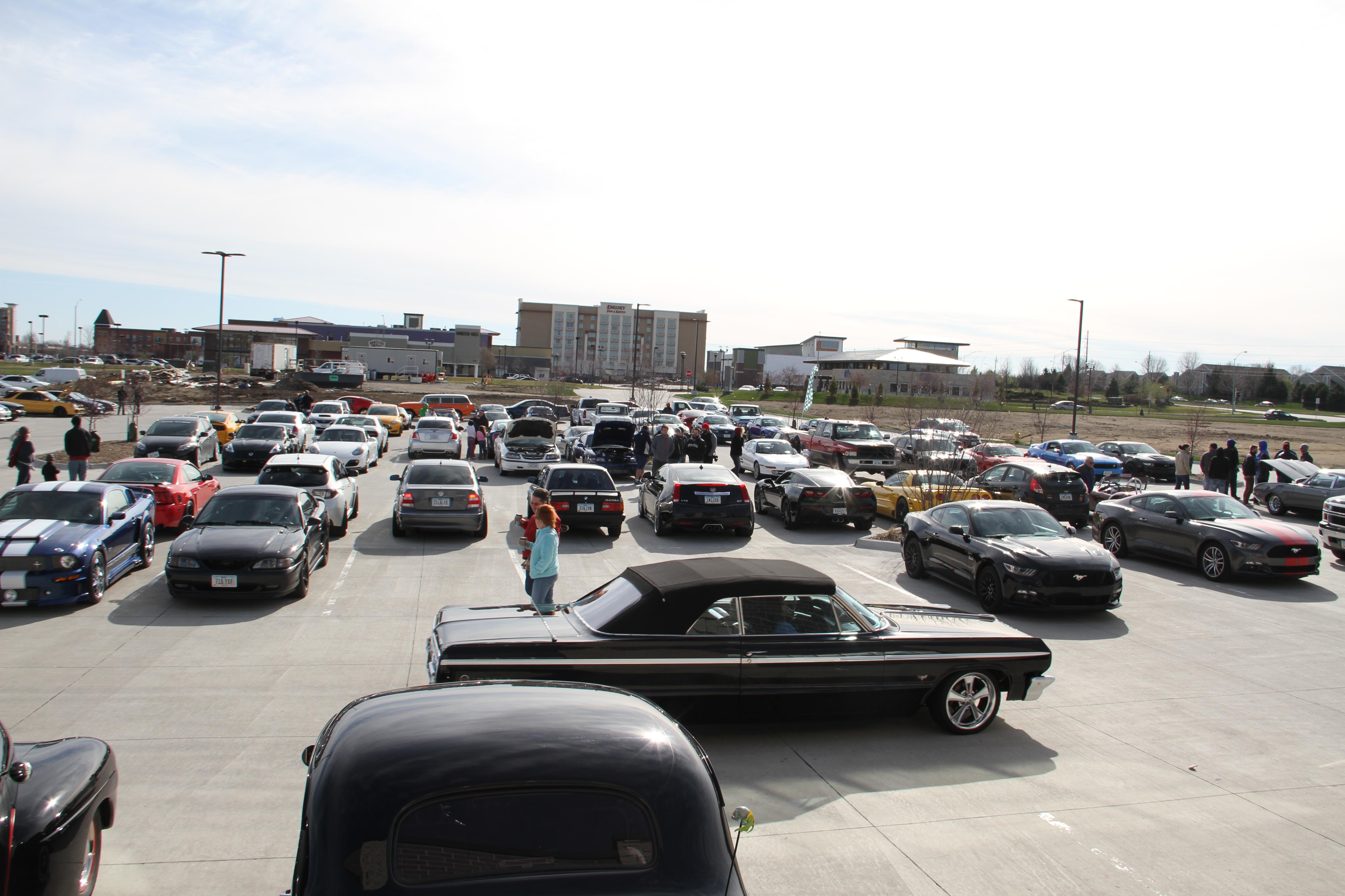 Car show Des Moines