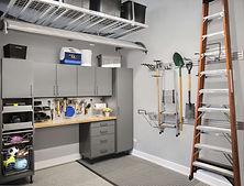 Garage storage & garage cabinets