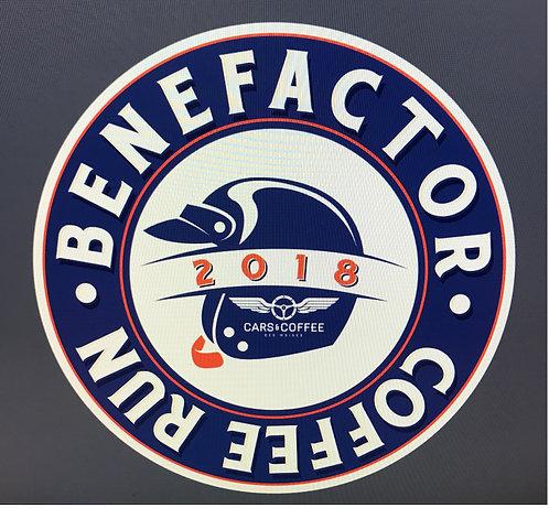 2018 Benefactor