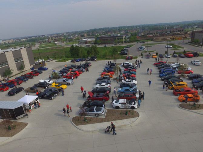 Another Des Moines Car Show
