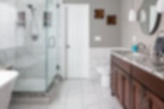 Bathroom remodeling cost in De Moines