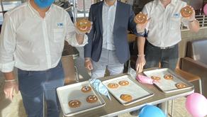 Photo Release:  Smile Cookies