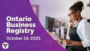 Province Launches New Modern Ontario Business Registry