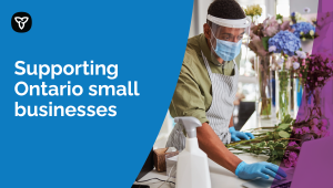 Ontario Helping Small Businesses Establish Online Presence