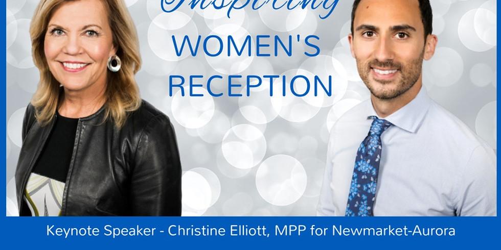 Inspiring Women's Reception