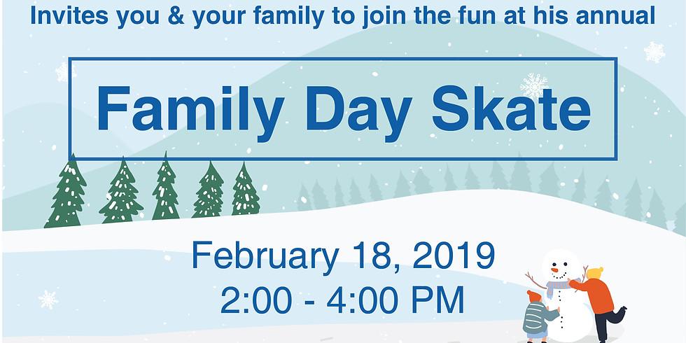 Family Day Skate