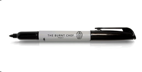 Markie Burnt Chef Pen
