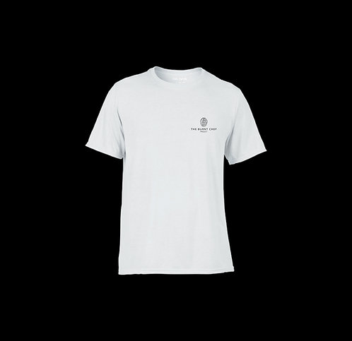 The Burnt Chef T-Shirt (White)