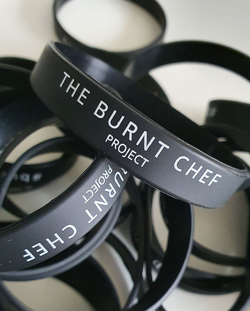 The Burnt Chef Wristband
