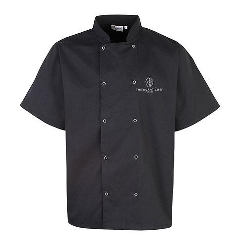 Chef's Jacket (Black)