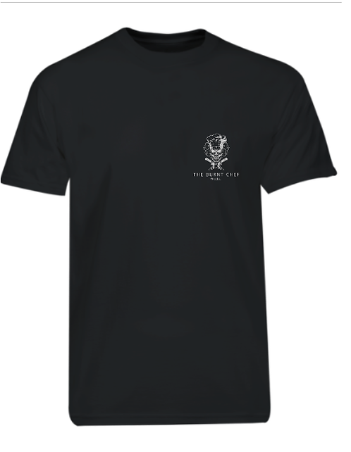Skull Premium T-Shirt (Black Marl)