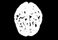 WHITE BRAIN (Trans) Burnt Chef Logo 2020