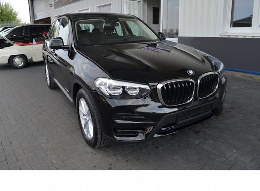 BMW X3 xDrive20d, Panorama, Navi