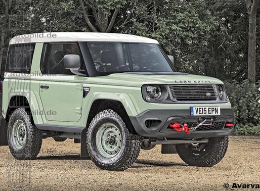 Land Rover Defender: Marktstart 2019