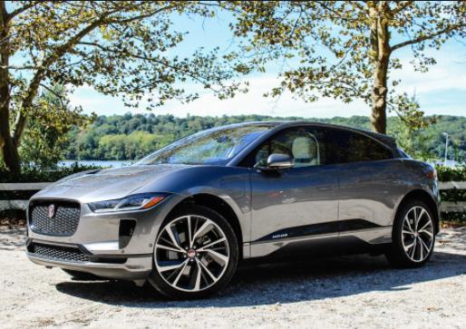 Jaguars erstes Elektrofahrzeug – der I-PACE