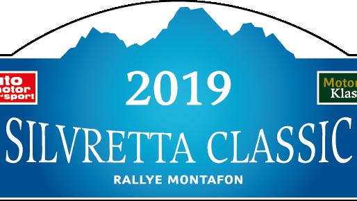 Das Reller Classic Center nimmt auch dieses Jahr von 4.-6. Juli 2019. an der Silvretta Classic teil.