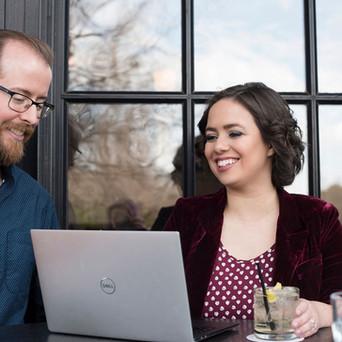 Couple in Business: Megan & Travis Baird