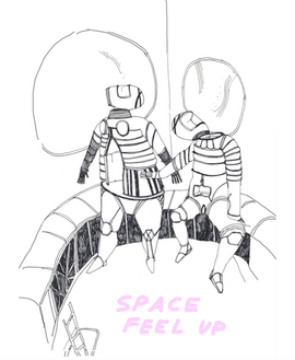 Space feel up
