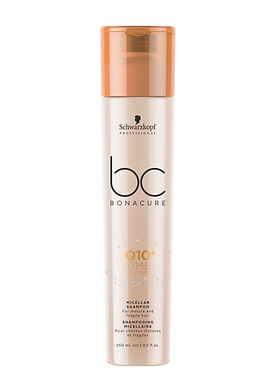 Schwarzkopf BC Q10 Time Restore Micellar Shampoo