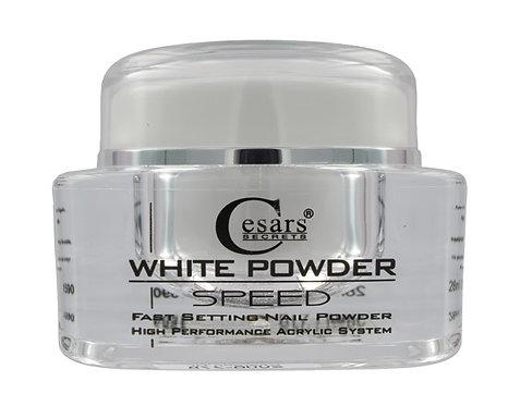 Cesars Speed White Powder